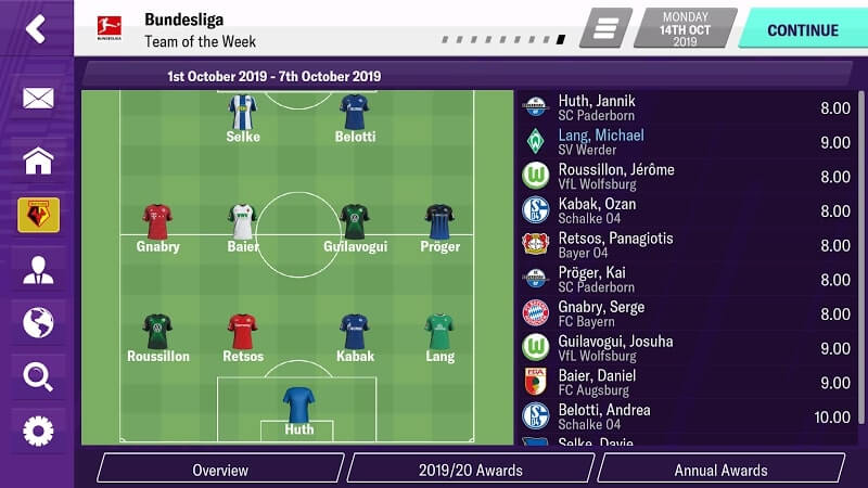 Image result for football manager 2020 mobile
