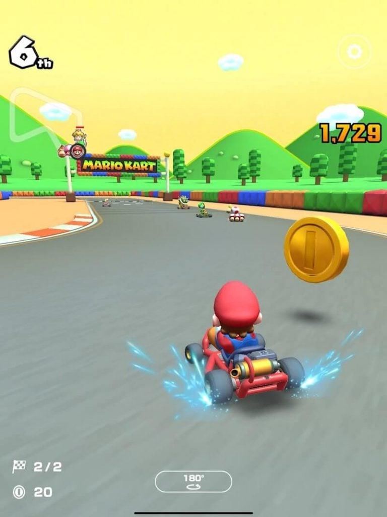 Mario Kart Tour Apk 2 0 1 Download Official By Nintendo