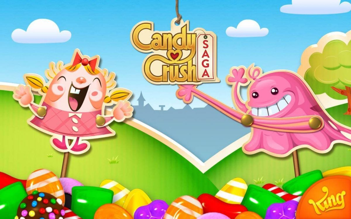 Candy Crush Saga 1.187.1.1 for Android - Download