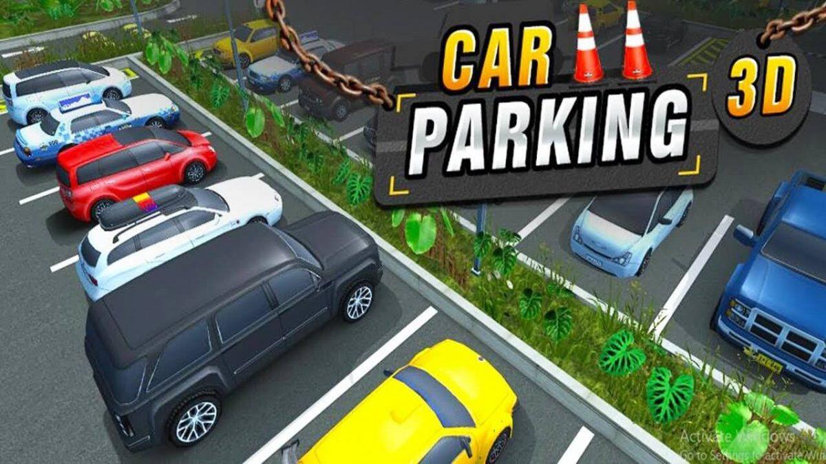 Car Parking 3D Pro MOD APK 1.30 (Unlimited Money) Download