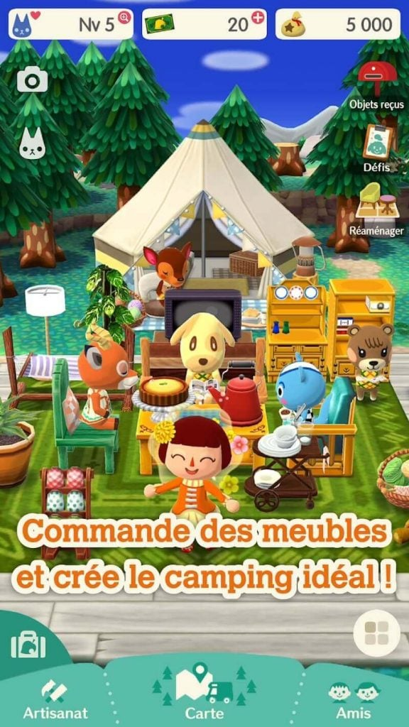 Animal Crossing: Pocket Camp APK 4.0.1 (Official by ...